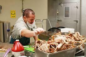 thanksgiving meals inside prisons build morale news ok
