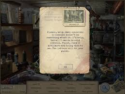 game sos letters from nowhere hd the solutions