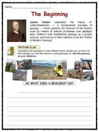 geology facts worksheets u0026 earth studies for kids
