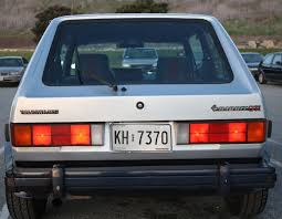 volkswagen rabbit tcor 3 1984 volkswagen rabbit gti