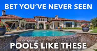 house with pools 6 homes with pools that could be yours