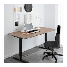 Ikea Sit Stand Desk Skarsta Desk Sit Stand Ikea With Regard To Awesome House Stand