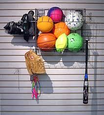 Ball Organizer Garage - garage organization long island organized garage nassau county