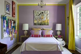 Yellow And Purple Curtains Yellow Curtains Contemporary S Room Driscoll Design