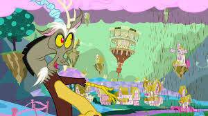 airing equestria daily mlp stuff discordant harmony and the perfect