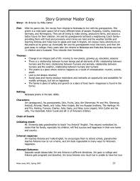 my antonia story grammar 9th 12th grade worksheet lesson planet