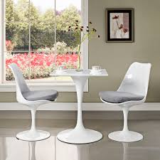 tulip table square top pedestal table home and office furniture