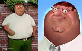 Peter Griffin Halloween Costume 14 Fictional Characters