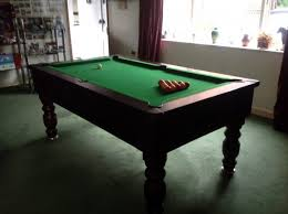 6ft pool tables for sale pool table for sale 6ft sized in stapleford nottingham 325 ono