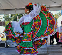 Colors Of The Mexican Flag 10 Traditional Mexican Dances You Should Know About