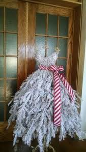 ebook tutorial dress form christmas tree traditional style with