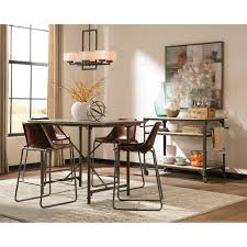 donny osmond home decor kirkwood antique bronze counter height table donny osmond home