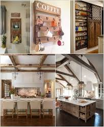 kitchen decor ideas 10 amazing rustic kitchen decor ideas