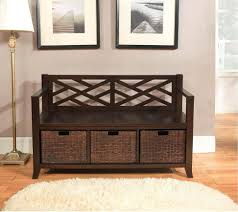 small wood bench seat bench decoration