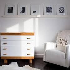 White Wood Changing Table White And Wood Changing Table Design Ideas