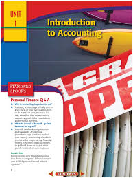 accounting glencoe book 1 1 certified public accountant internship