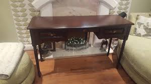 vintage style console table vintage retro style console table dresser desk dressing table 3