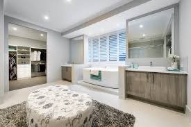 Bathroom Design Perth The Ormsby Ben Trager Homes Perth Display Home Master