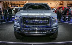 new ford truck i love this big mean grill imagine that thing in black with