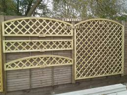 trellis panels uk designed by wood privacy screen on decks