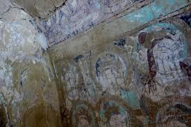 visiting the bezeklik thousand buddha caves the velvet rocket bezeklik buddha murals