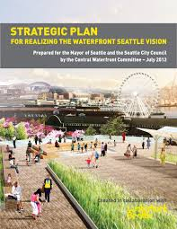Seattle Tourist Map Pdf by Waterfront Seattle Overview