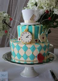 Kitchen Tea Cake Ideas by Foodie Friday Mini Hat Cake Topper Mad Hatter Cake Cake And