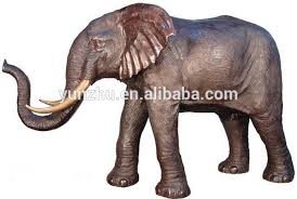 wholesale metal elephant ornament wholesale metal elephant