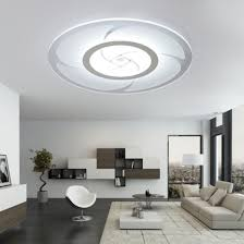 Wohnzimmer Leuchten Online Lfnrr Hochwertige Led Deckenleuchte Licht Acryl Lampe Lampe