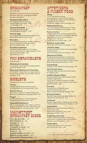 Rustic Kitchen Boston Menu - rustic kitchen menu hingham ma rustic kitchen hingham ma der