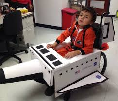 Toddler Astronaut Halloween Costume Constable Wheelchairs Kids U0027 Magical Halloween Costumes