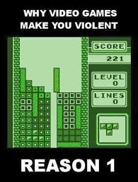 Make Video Meme - dopl3r com memes why video games make you violent s core 221