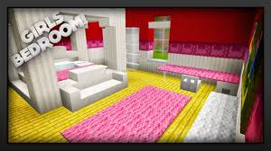 Minecraft How To Make A Furniture minecraft how to make a girls bedroom youtube