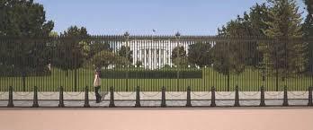 Coolhouse Com White House Fence Re Design Proposal Unveiled By Secret Service