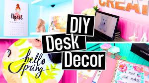 diy desk decorations diy room decor on a budget cheap u0026 cute