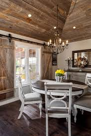 Barn Wood Dining Room Table Best 25 Round Farmhouse Table Ideas On Pinterest Round Kitchen