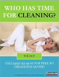 free house cleaning flyer templates house cleaning ad templates hatch urbanskript co