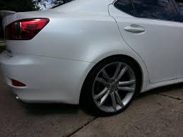 lexus is rims there is another is250awd sitting on genesis wheels clublexus