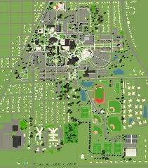 Map Of Marion Ohio by Interactive Campus Map