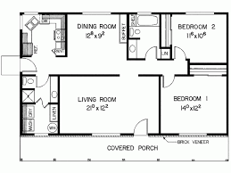 basic home floor plans eplans country house plan basic ranch home 1144 square