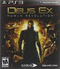 amazon com deus ex human revolution playstation 3 video games