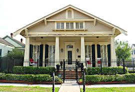 Craftsman Style Architecture by New Orleans Craftsman Style Homes Another Historic Des