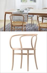 furniture ideas 14 modern wood chairs for your dining room