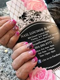 nail lounge u0026 spa grand central mall vienna wv home facebook