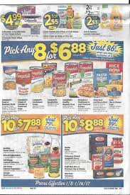 tops markets ad scan and coupon match ups