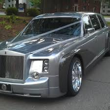rolls rolls royce the royal rolls royce phantom ballantyne limousine