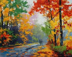 paintings of nature best 10 paintings of nature ideas on forest painting picture
