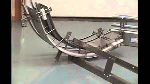 assembly of mce tabletop conveyor youtube
