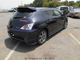 wills toyota used cars used 2003 toyota will vs ta zze128 for sale bf128102 be forward