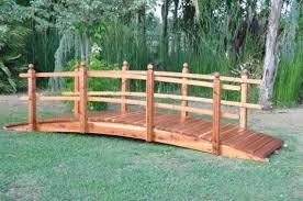 backyard bridges delightful design yard bridges sweet medium garden bridges 10